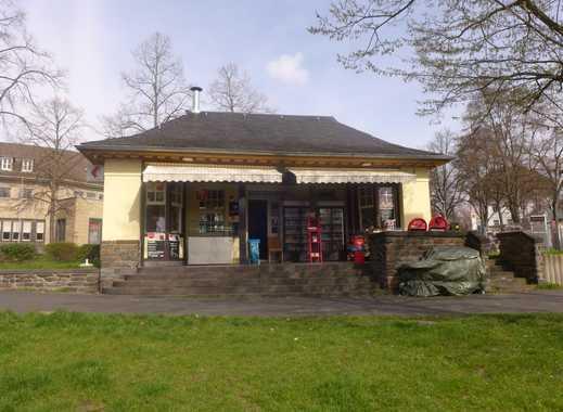 KAPITALANLEGER AUFGEPASST!!Ehemalige Wartehalle mit Bistro und Kiosk an der Station Godesberg