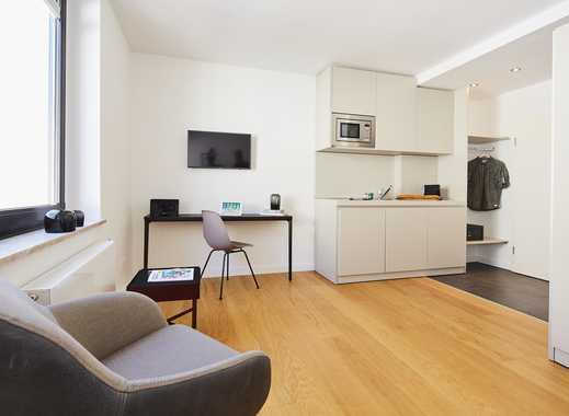 Serviced-Apartments in Köln-Lindenthal / 25 qm bis 55qm ab 990€ inkl. Service, Strom, W-Lan, TV...