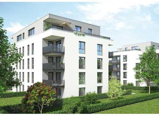 Frühstück auf dem Balkon! Moderne 2-Zimmer-Wohnung in grüner Umgebung mit guter Infrastruktur