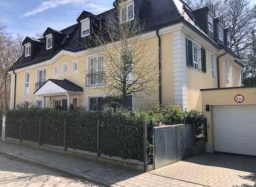3,5-Zi SW-Dachterrassen-Wohnung Solln Bestlage * BESTLAGE / RUHIG/ AUF ZEIT*
