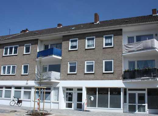 Helle, moderne 2- Zimmer Wohnung mit Balkon in zentraler Lage von Wesel