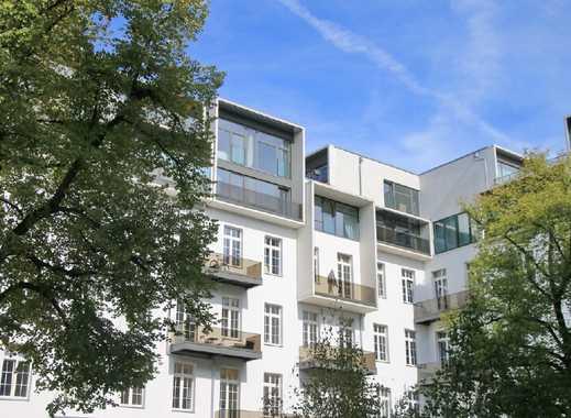 PARAGON Apartments - 2 Zimmer, EBK, Balkon, Parkett und Fußbodenheizung in Prenzlauer Berg