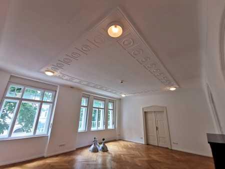 RARITÄT! Jugendstiltraum, Agnesstraße, 5-Zi.+ Wohnküche, 2 Balkone in Schwabing-West (München)