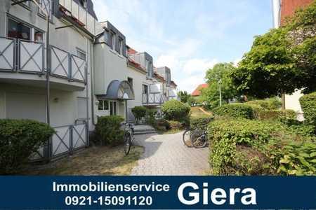 Schöne 1-Zimmer-Wohnung mit Balkon nahe der Uni  in Oberkonnersreuth/Meyernreuth (Bayreuth)