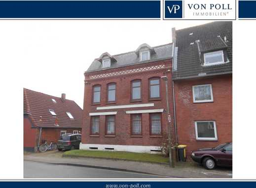 Geräumiges, zentral gelegenes Haus für die große Familie in Husum/Rödemis will neu erweckt werden