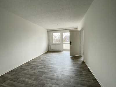 Kleine Wohnung mit behindertengerechtem Zugang und Balkon