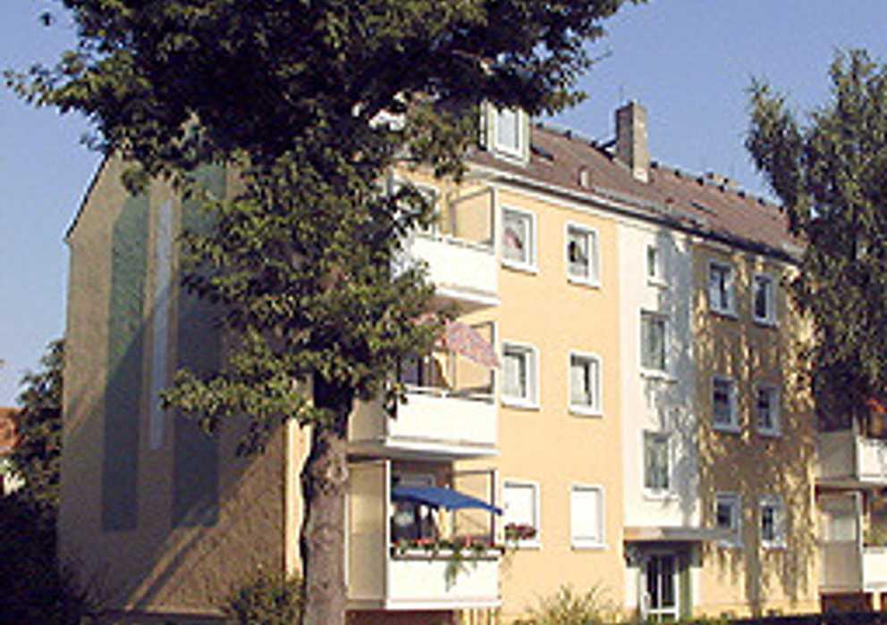 2-Zimmerwohnung; DM, Umkreis Bertolt-Brecht-Straße
