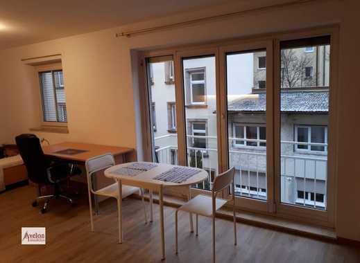 Ab 01.09.2018 , Nürnberg: Schickes 1-Zimmer Apartment mit Balkon