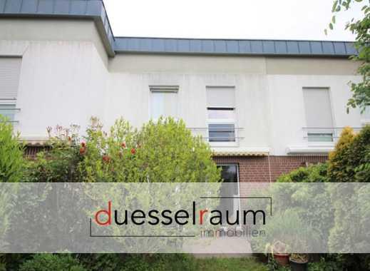 Uedesheim: Reihenmittelhaus mit 4 Zimmern inkl. Garage + Stellplatz und Garten in Rheinnähe