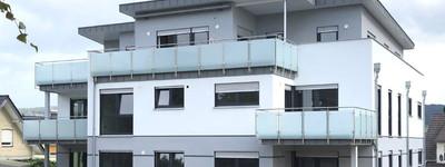VERMIETET!!! Erstbezug! Moderne Maisonettewohnung mit eigenem Garten in Hüllhorst!