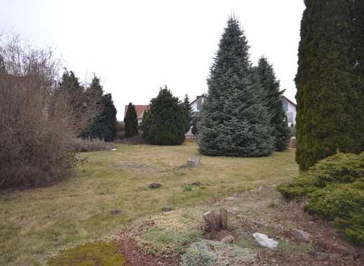 Baugrundstück am Rande von Weixdorf