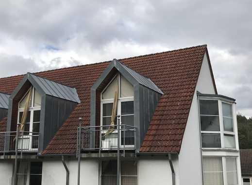 Sonnige Dachgeschosswohnung mit 2 Balkonen