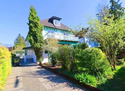 Familienparadies in OBER/ UNTERMENZING! Stilvolles Mehrgenerationenhaus mit 295 m² Wfl. in BESTLAGE!