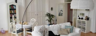 Großzügige 3 ZKB-Wohnung (121m²) im stilvollen Altbau in der Mindener Innenstadt.