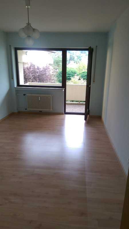 2 - Zimmer Wohnung mit Balkon in Zentrumsnähe frei ab 01.08. in Bad Kissingen