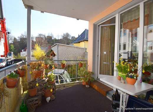 Gut gepflegte Stadtwohnung mit Balkon in zentraler Lage