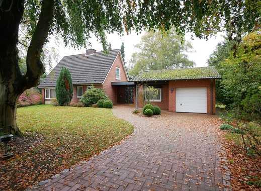 Tornesch - charm. 1-Fam.Haus mit Vollkeller und Wintergarten