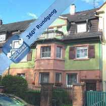 Bild Charmante 4-Zimmer-Beletage-Wohnung im Stilaltbau in Aschaffenburg