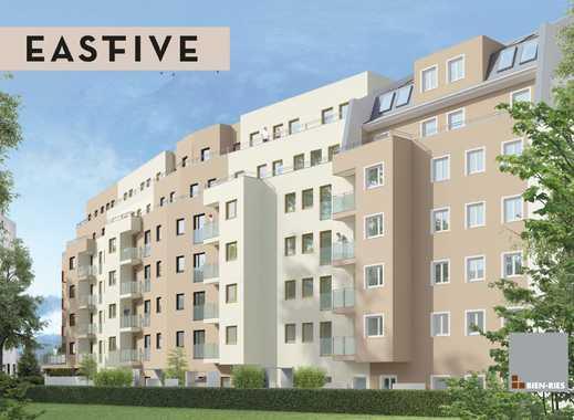 Großzügig geschnittene 3-Zimmer-Wohnung mit Dachterrasse