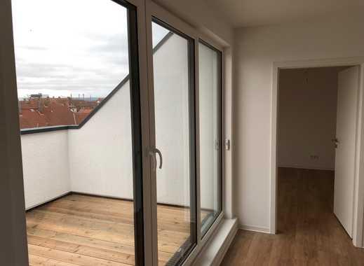 ERSTBEZUG - Neubauwohnung in der Nähe vom Badenstedter Markt - Wohnen über den Dächern