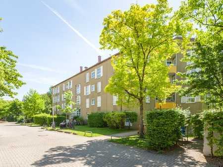 2-Zimmer-EG-Wohnung mit EBK in Neuhausen in Neuhausen (München)