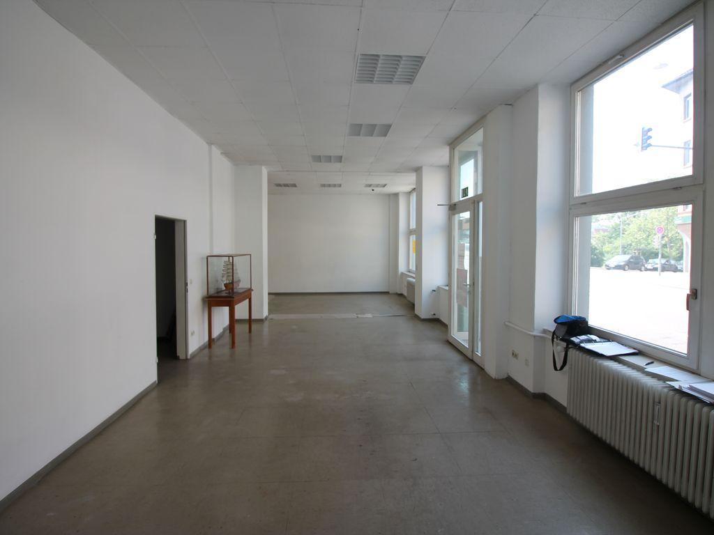 Verkaufsfläche Eingangsbereich