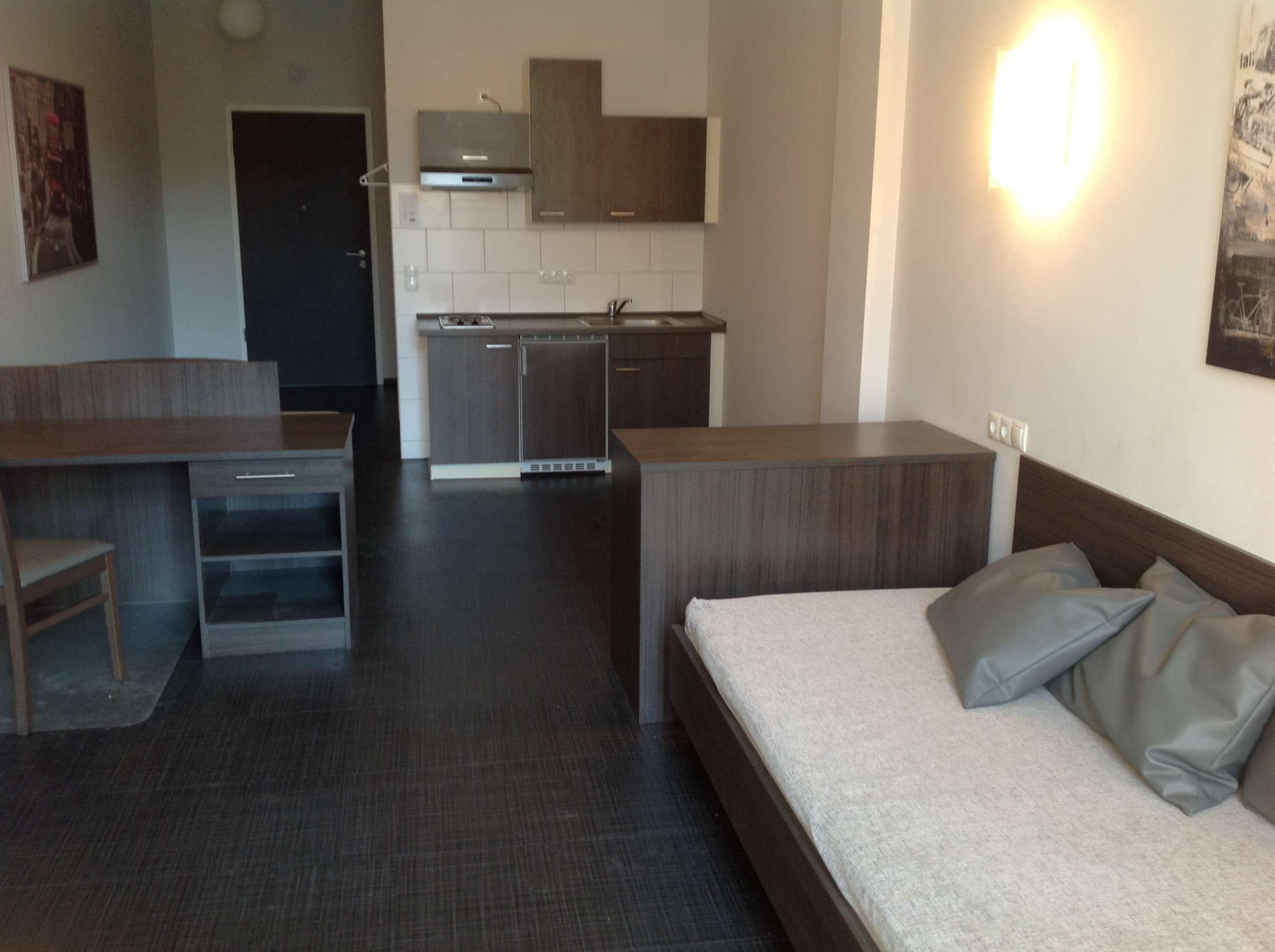 1-Zimmer-Appartement; Frei ab 01.10.2019