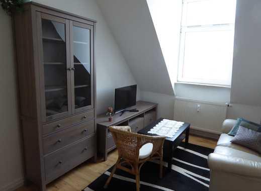Sachsenhausen: modern möbliertes Apartment in zentraler Lage