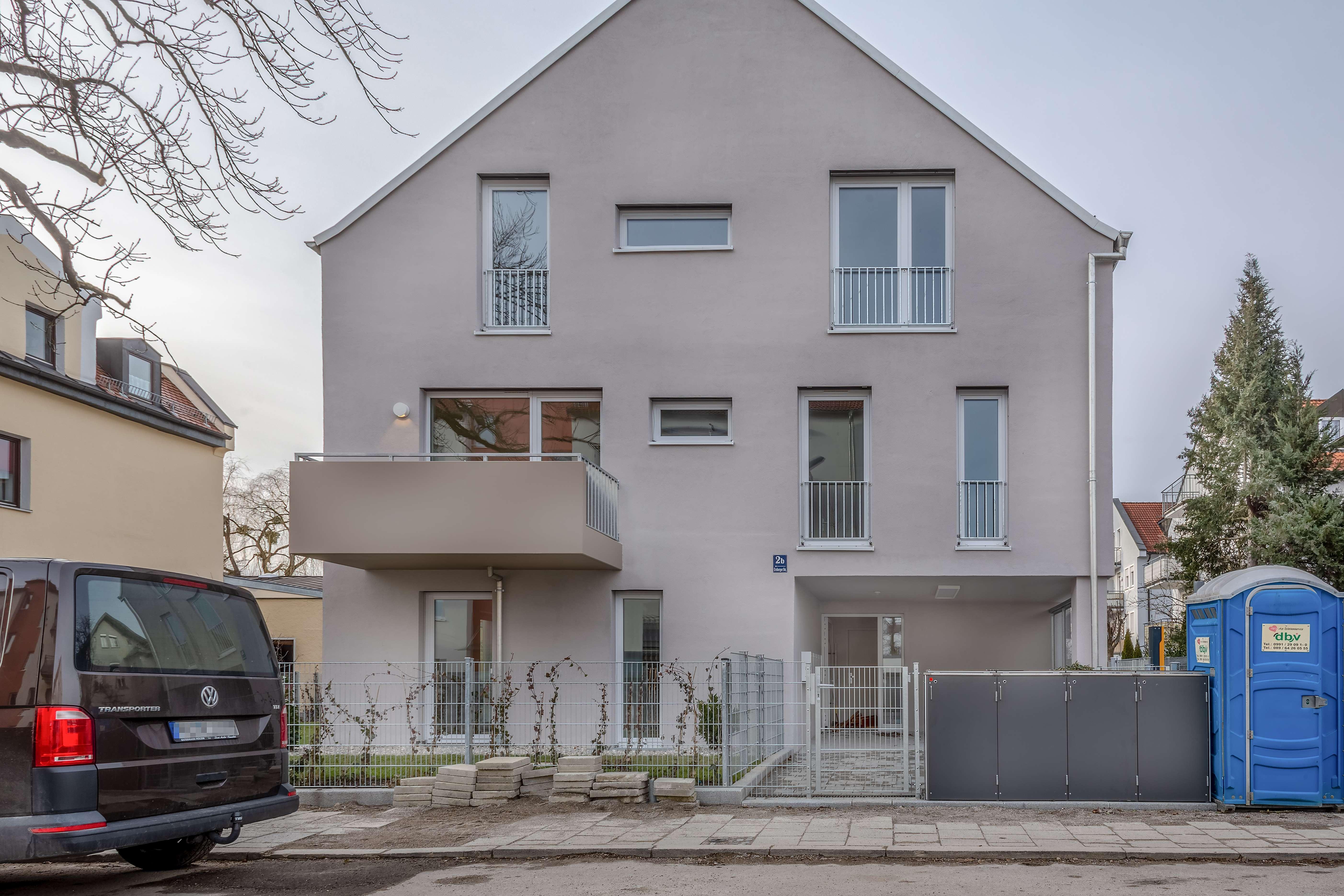 Top Moderne 2 Zimmer Wohnung mit EBK - NEUBAU / Erstbezug in Berg am Laim (München)