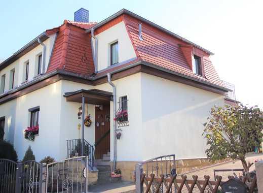 gepflegte Doppelhaushälfte im Dresdner Süden