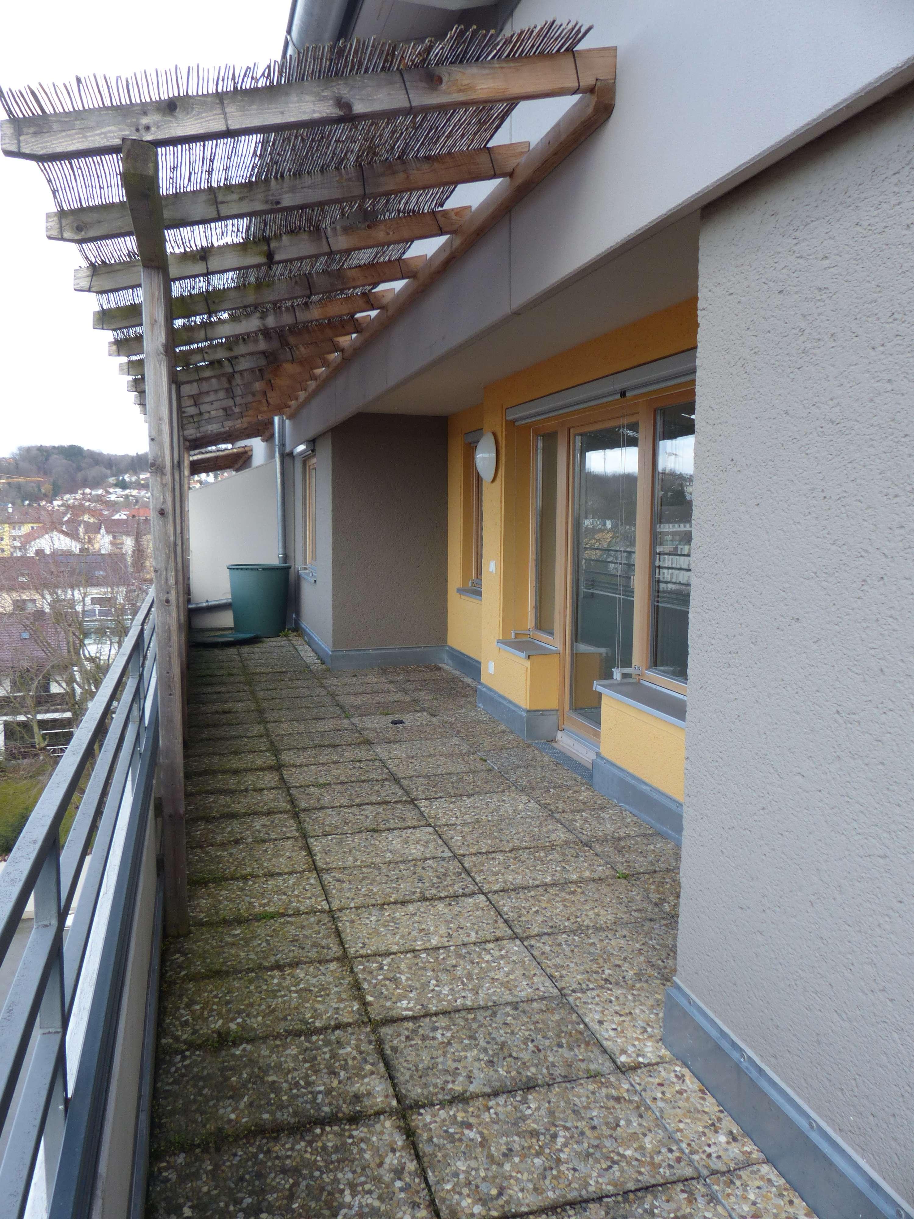 Sonnige 4-Zimmer-Penthouse Wohnung in Deggendorf in