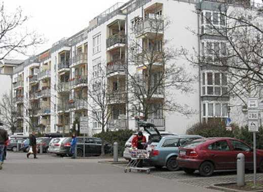 Sonniges möbliertes Apartment in Leipzig Großzschocher, Balkon, WLAN Kabel-TV ,TG-Stellplatz