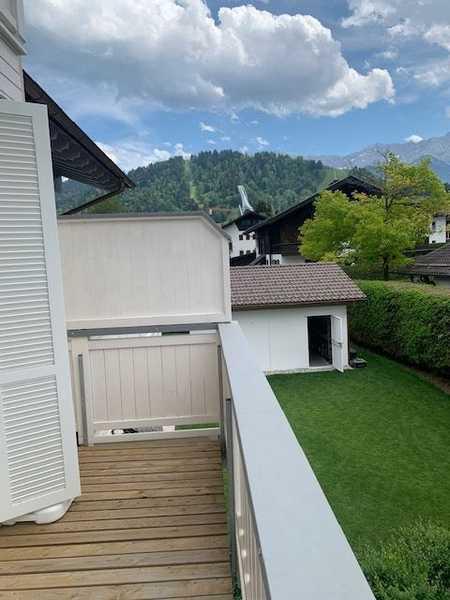 Wohnen, wo andere Urlaub machen! Herrliches Bergpanorama! in Garmisch-Partenkirchen