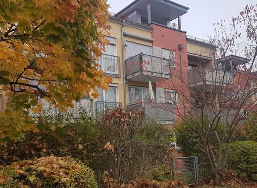 Schönes, möbliertes Appartement mit Balkon und TG-Stellplatz