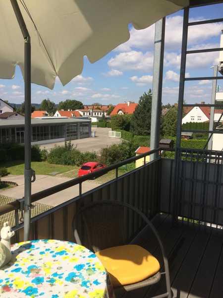 *Schwabmünchen* Helle sonnige 2 Zimmer Wohnung mit Balkon, neu renoviert. in Schwabmünchen