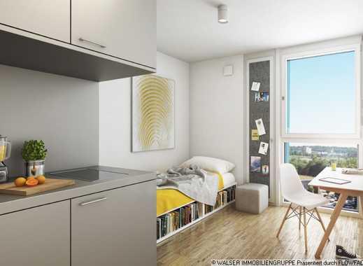 Attraktives Studenten-Apartment - Erstbezug! in Mü-Pasing