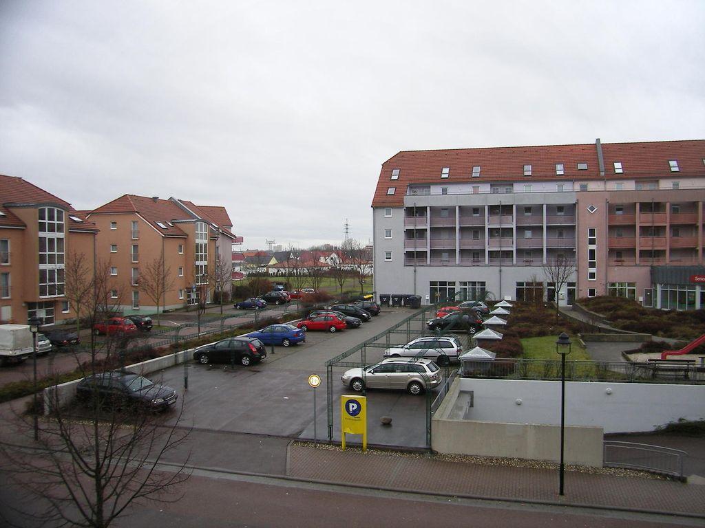 Anlage Innenhof