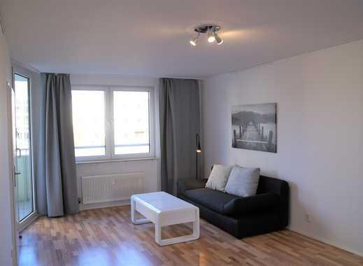 Neu möblierte 1- Zimmerwohnung in FFM Sachsenhausen, new furnished and renovated Single Apartment