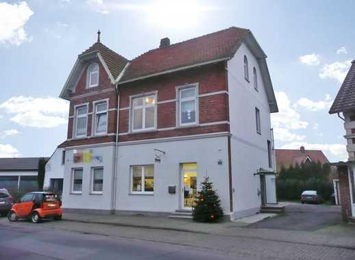 Sehr attraktive Renditeimmobilie mit 4 Wohneinheiten und einem Gewerbeanteil in Nähe der Nordsee