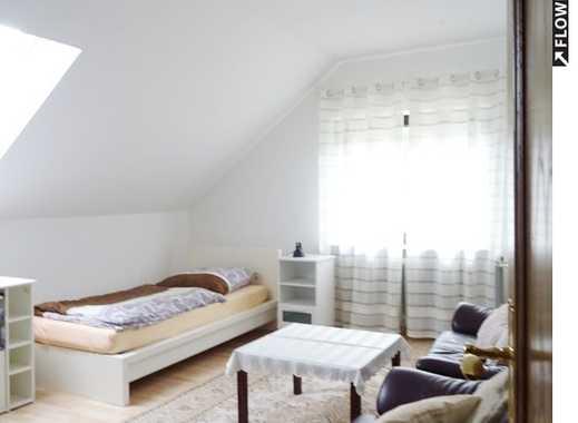 Für Wochenendheimfahrer - Komplett möblierte 1-Zimmerwohnung in Rödermark für eine Person