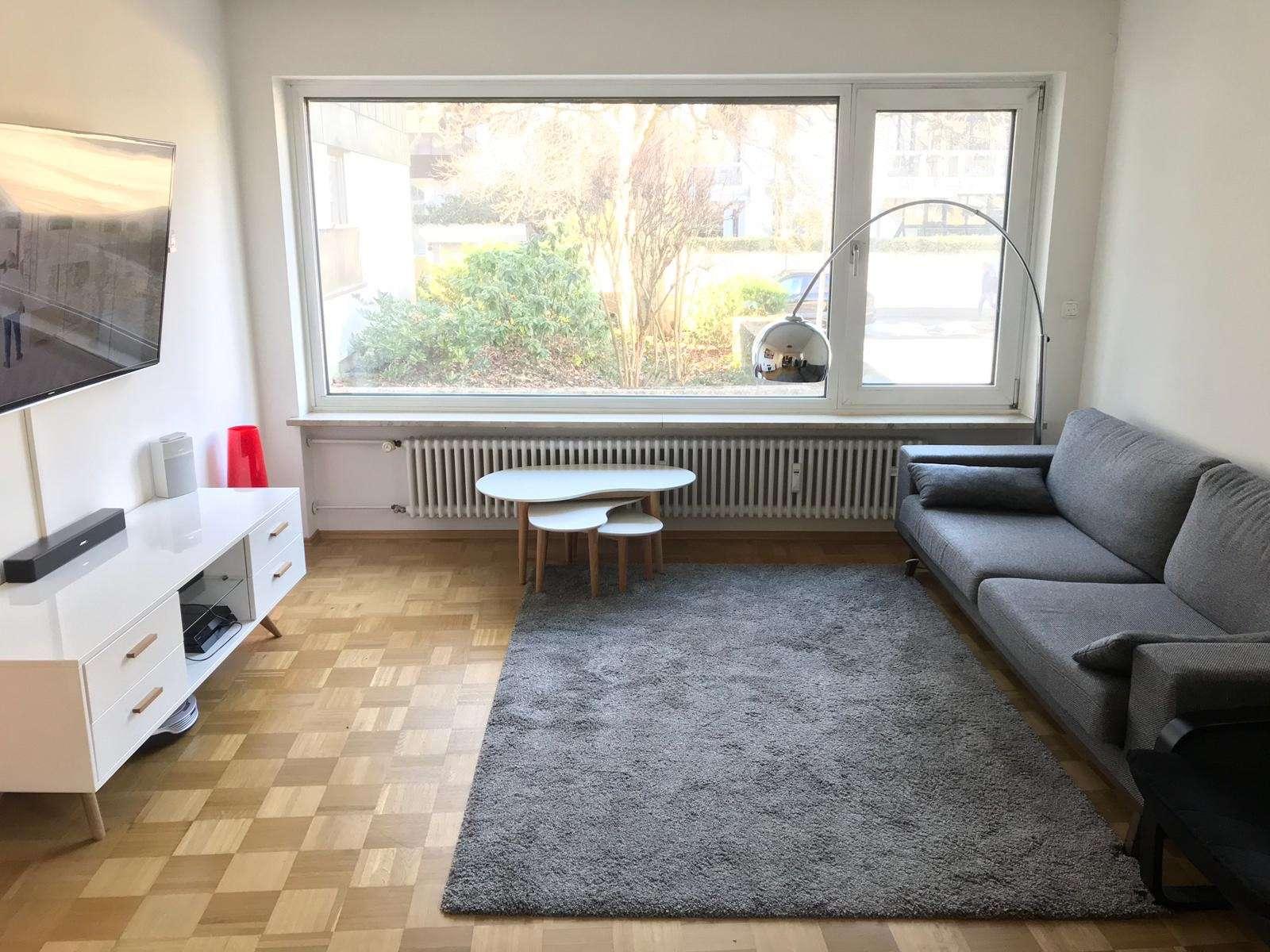 Ab 01.05.2020, Traum-Wohnung, 1.500 €, 55 m², 2 Z, möbliert/nicht-möbliert, in Bogenhausen (München)