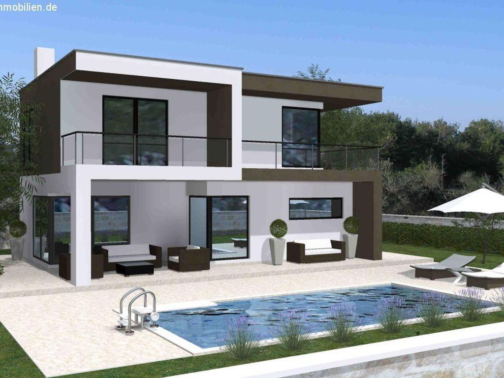 villa zacharas kroatische finca direkt am meer. Black Bedroom Furniture Sets. Home Design Ideas