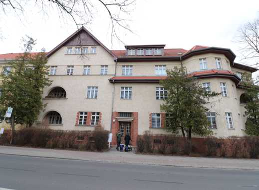 Sanierter 4-Zimmer-Altbau mit viel Platz in Hennigsdorf! Ab sofort!