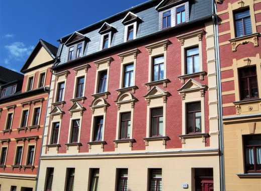 *wieder zu haben* Schöne Dachgeschoss-Wohnung mit Balkon im Zentrum Altenburgs