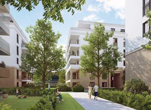 Helligkeit & Weitblick! 4-Zimmer-Wohnung im 5.OG mit großer Terrasse in Wohlfühlumgebung