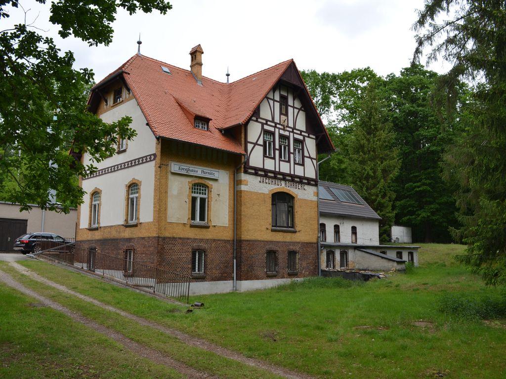 Ansicht Zufahrt Jagdhaus