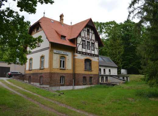 Jagdhaus Rohrberg auf 9 Hektar großem Waldgrundstück mit Entwicklungsmöglichkeiten gegen Höchstgebot