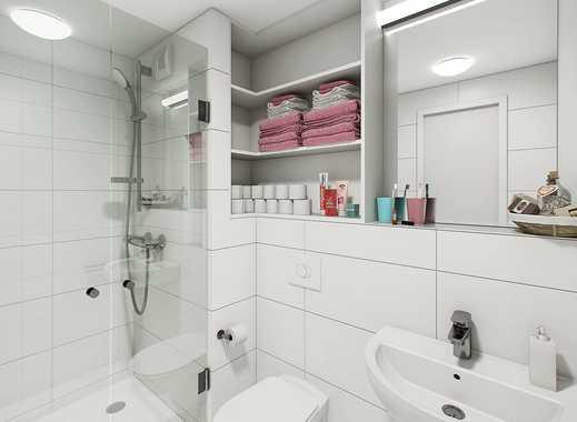 2-Zimmer-Wohnung der Extraklasse mit Einbauküche - 38,64 qm Wohnfläche im CAMPO NOVO