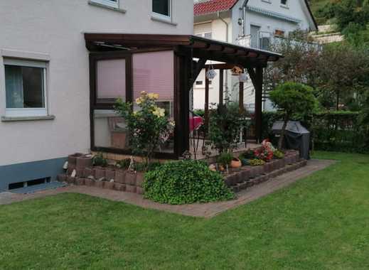 Ansprechende 3-Zimmer-EG-Wohnung mit Terrasse und Garten in ruhiger Lage