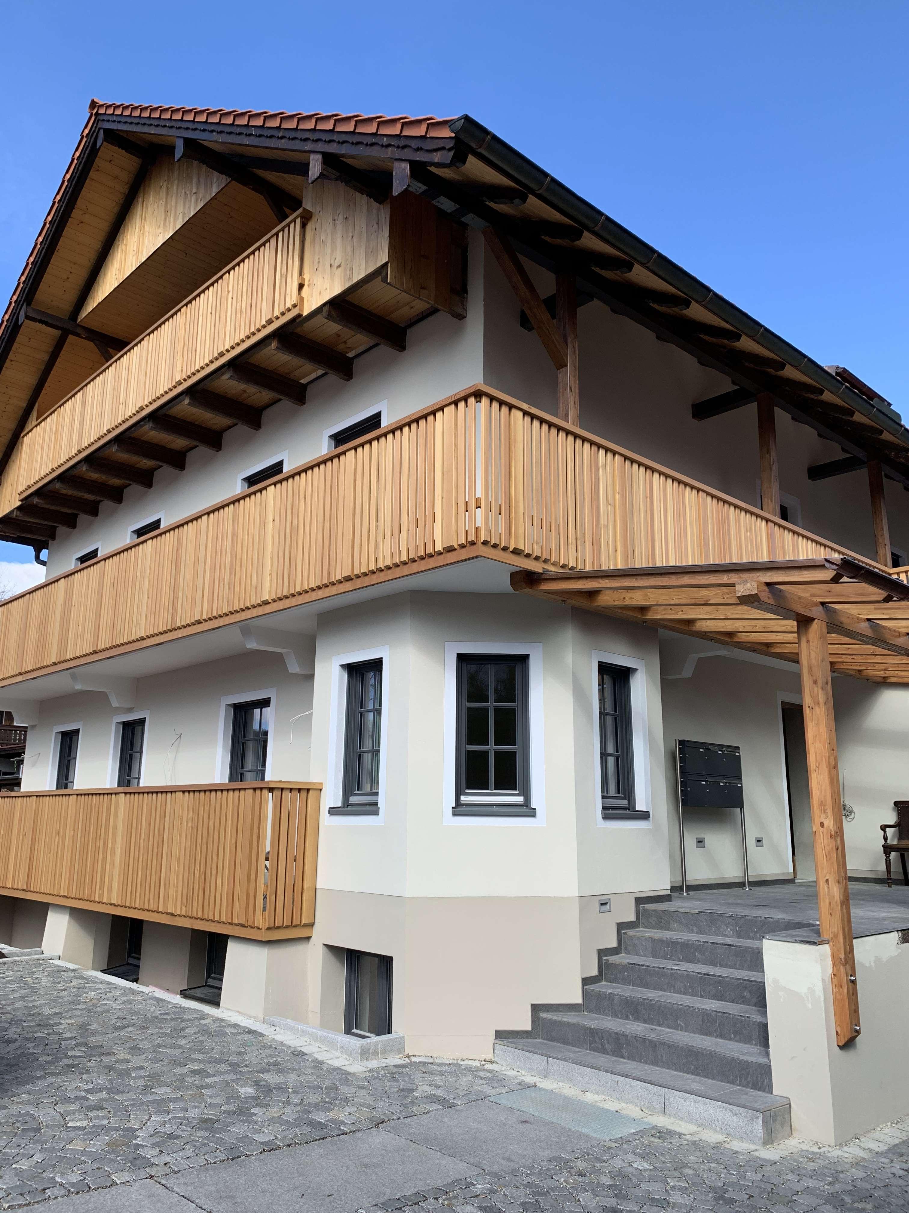 Erstbezug nach Kernsanierung! Sonnige 4-Zimmer Wohnung in kleiner ruhiger Wohnanlage Bad Tölz